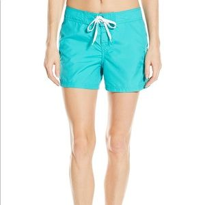 Kanu Surf Women's Breeze Boardshort Size 10 Lagoon